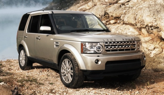 Land Rover Discovery сравнение