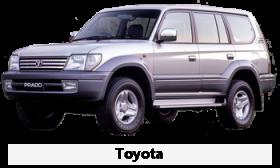 Диагностика двигателя Toyota Land Cruiser Prado J90