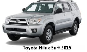 Диагностика ABS Toyota Hilux Surf 215