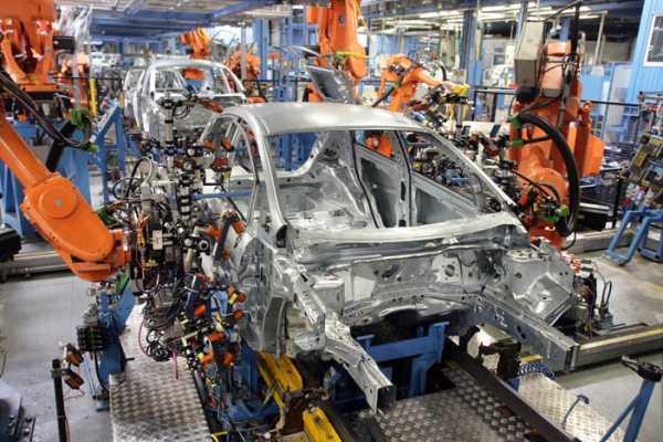 кто в сша впервые внедрил конвейер на производстве серийного автомобиля